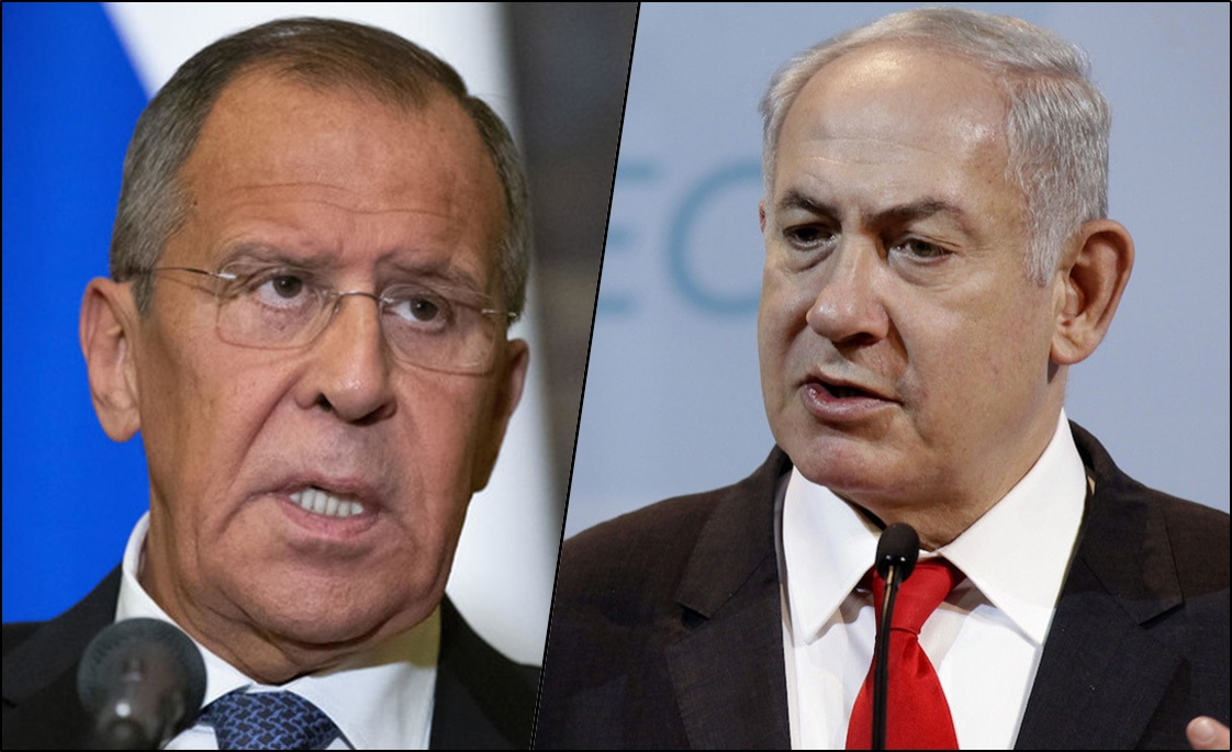 Moscow refuses to accept Israel's sovereignty over the Golan Heights conquered in 1967 war – Russian Foreign Minister Sergei Lavrov