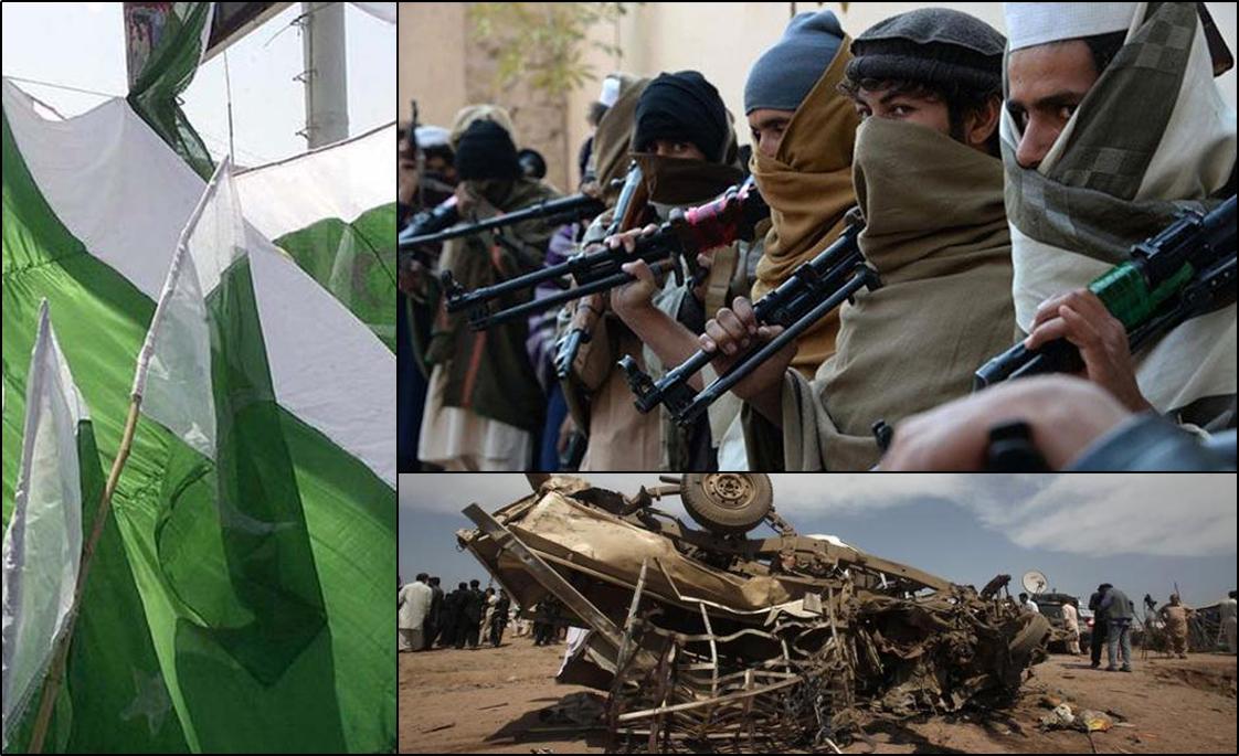 terror risk, provide aid, think tank, terrorist organisations, threat, world war 3, Pakistan, London, Lashkar-e-Taiba