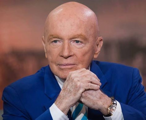 'blood on the streets', trade war, Mark Mobius, negotiations, US, China, South Korea