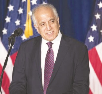 US peace envoy holds talks with Taliban in Qatar