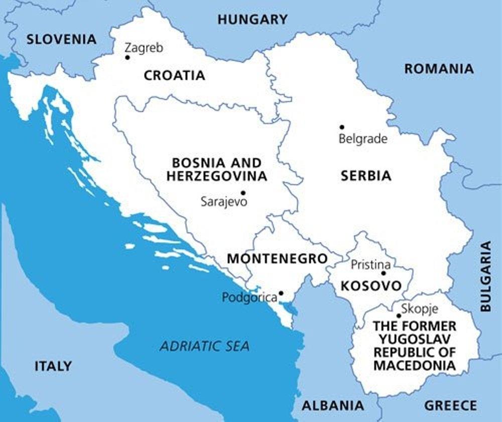 'बाल्कन', युद्ध, जीन क्लॉड जंकर, युरोपिय महासंघ, राजकीय संकट, ब्रुसेल्स, नाटो