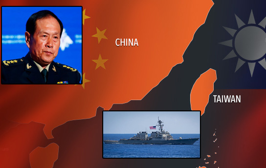 China will go to any extent to prevent Taiwan's separation, warns China's Defence Minister Wei Fenghe