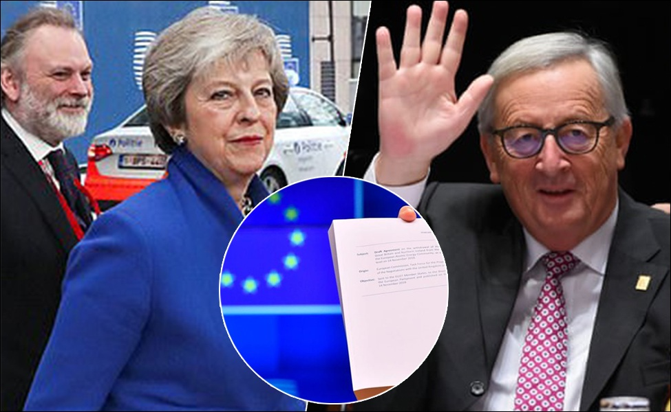 EU approves Brexit agreement at Brussels summit, warns UK that no renegotiations would be possible