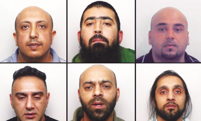 sexual abuse, sexual exploitation, Sheffield Crown Court, Pakistani gangs, London, National Crime Agency