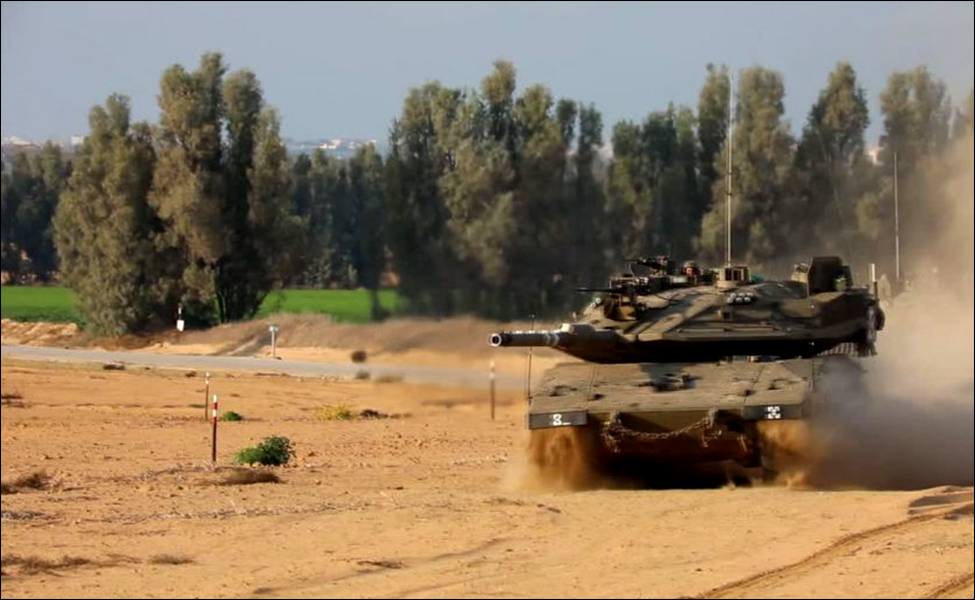 Israel forces enter Lebanon from Golan borders, claims state-run Lebanese news agency