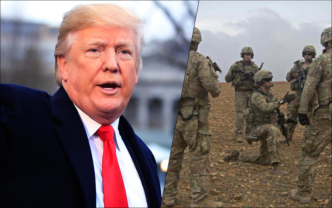 President Trump has not ordered troops withdrawal from Afghanistan: White House