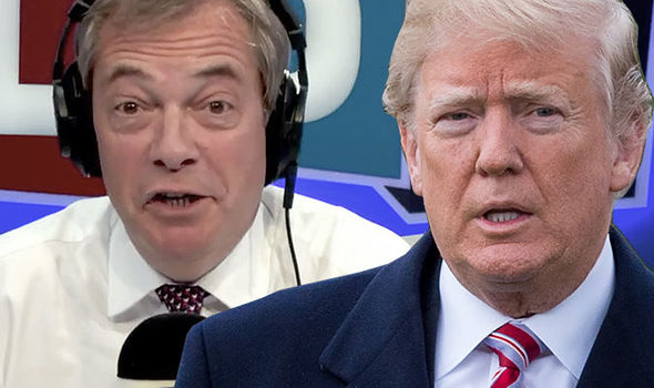 US will become associate member of the 'Commonwealth', claims British leader, Nigel Farage