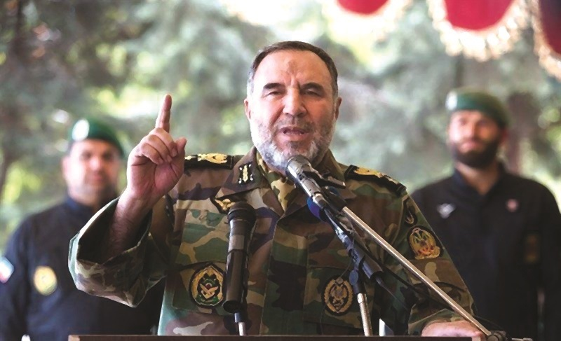The date of Israel's destruction is set, warns Iran's senior military commander