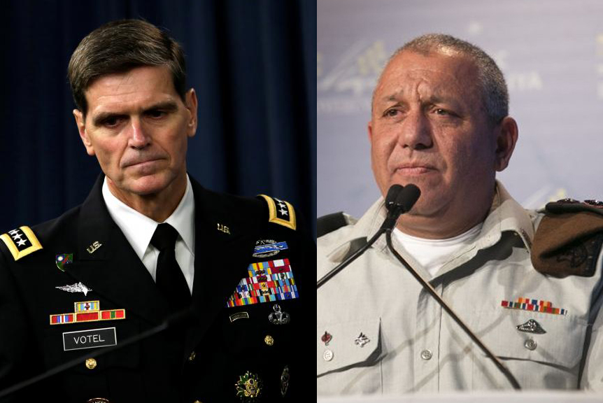 Commander of US Central Command visits Israel amid Iran's increased activities in Syria