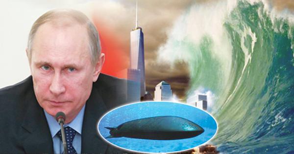 रशियाकडे तीनशे फुटांची 'त्सुनामी' आणण्याचे तंत्रज्ञान – अमेरिकेतील 'न्यूक्लिअर फिजिसिस्ट'चा दावा