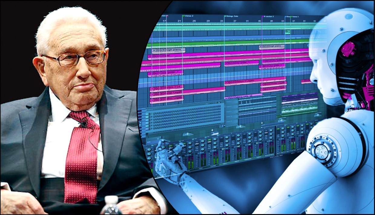 Henry Kissinger warns about Artificial Intelligence