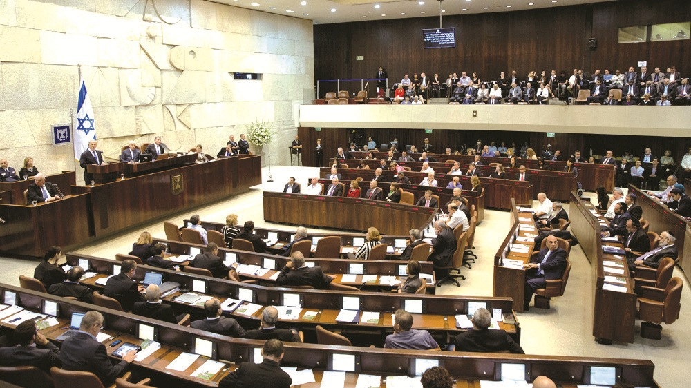 Knesset authorizes Israeli Prime Minister giving him special power to declare war