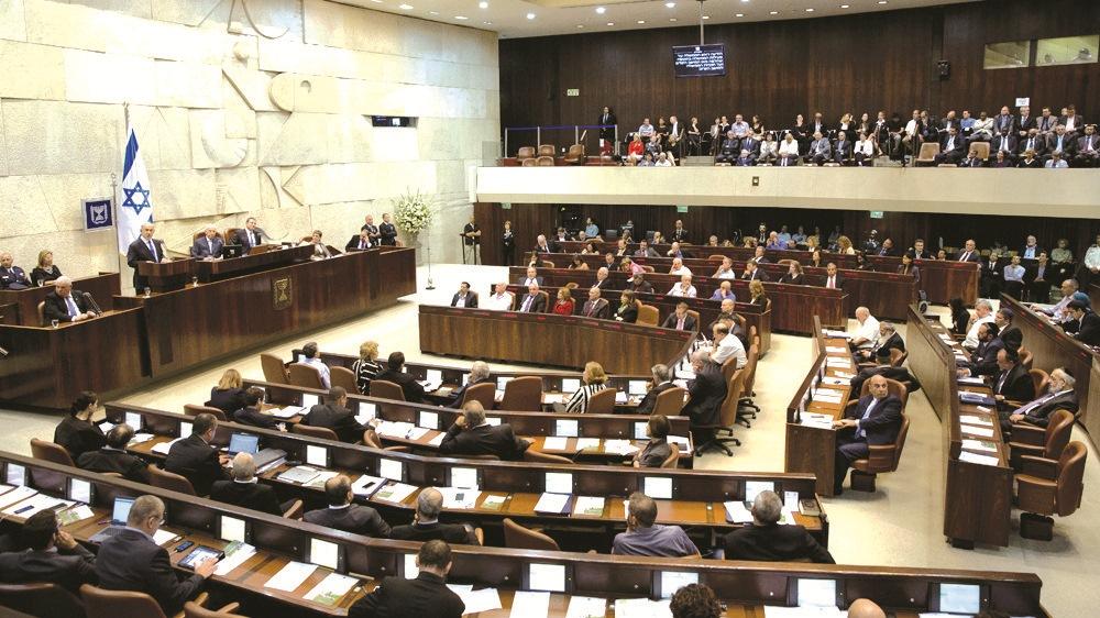 इस्रायली संसद द्वारा प्रधानमंत्री को युद्ध छेडने के लिए विशेष अधिकार