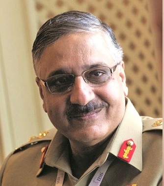 Pak military official