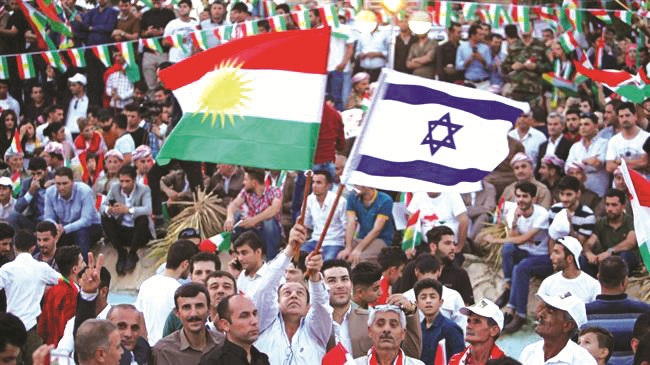 Bill for independent Kurdistan in Israeli Parliament
