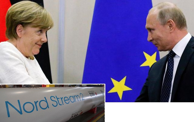 The fuel pipeline 'Nord Stream 2' is a new 'Hybrid Weapon' of Russia