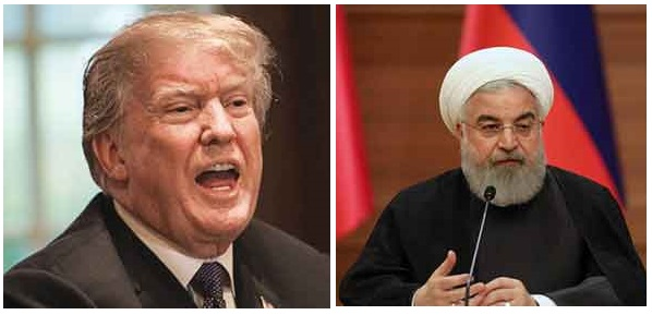 Trump withdraws United States from Iran Nuclear Deal