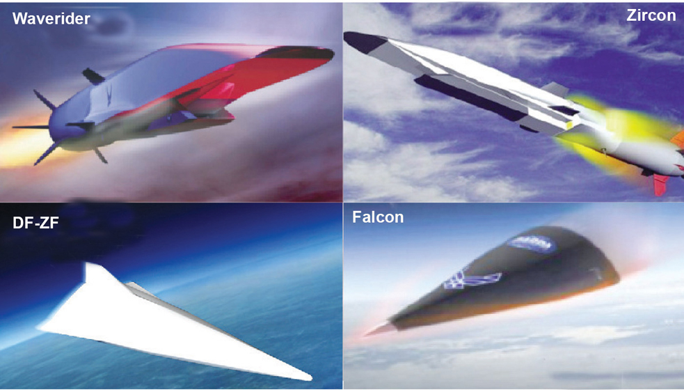 Race for Hypersonic missiles is an indication of a new Cold War, warns former US defense advisor