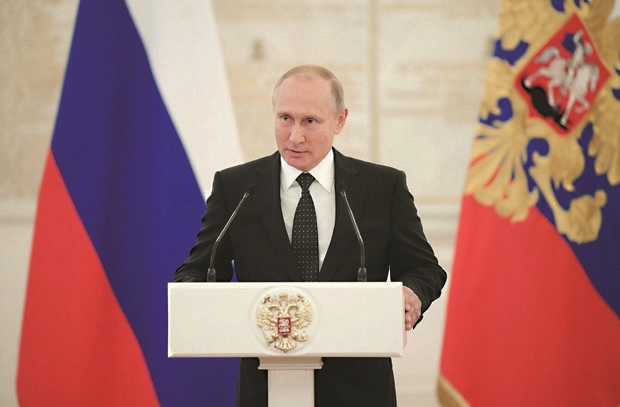Russia to strengthen its military by boosting their nuclear capabilities, announces President Vladimir Putin