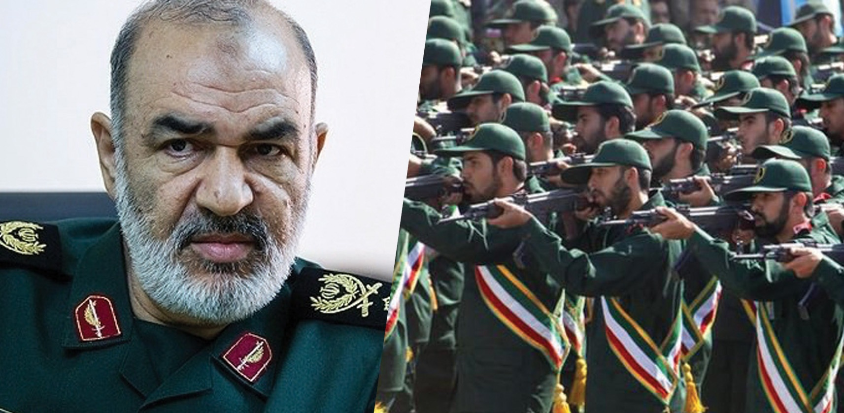 """International Islamic Army"" is ready in Syria to annihilate Israel, announces senior Iranian Commander of Revolutionary Guards"