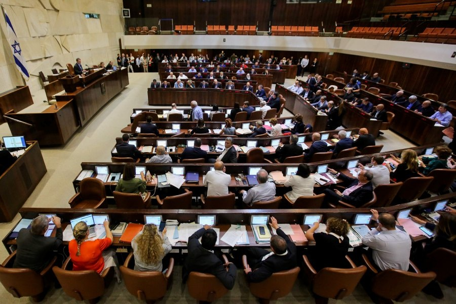 Israel parliament passes the 'Nation-State' law, Palestinian President Abbas and Arab League furiously reprove law
