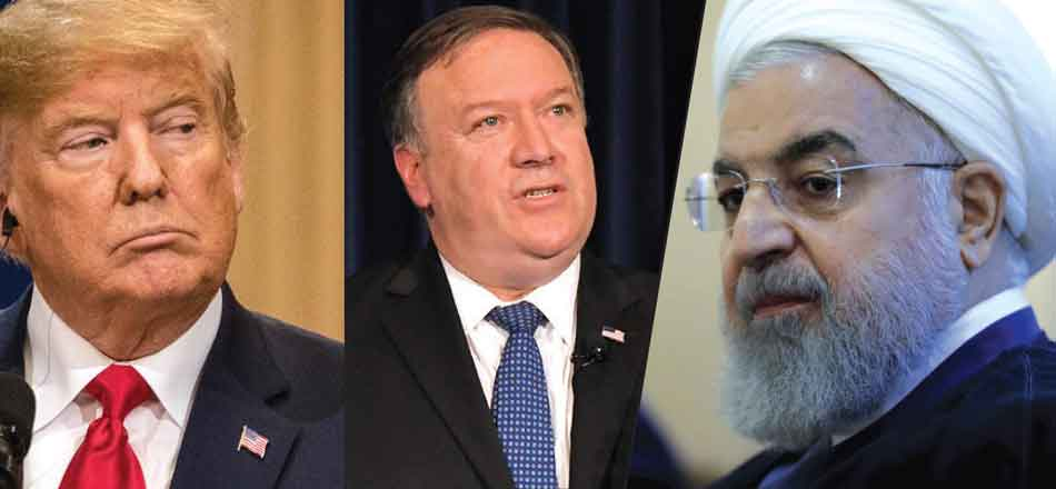 Trump threatens Iran of dire consequences, 'the likes of which few throughout history have ever suffered before'