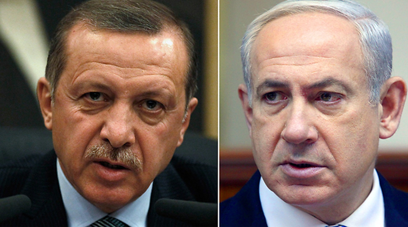 Turkey-Israel leaders clash over Nation-State Law passed by Israeli Knesset
