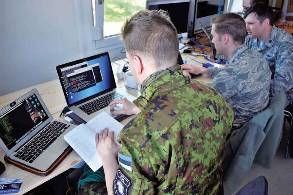Estonia's cyber-army ready to retaliate against Russia, claims Estonian official