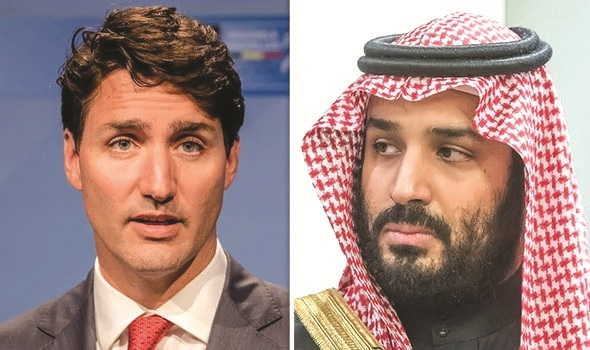 Canada levels human rights abuse allegations against Saudi Arabia sparking off 'Diplomatic War'