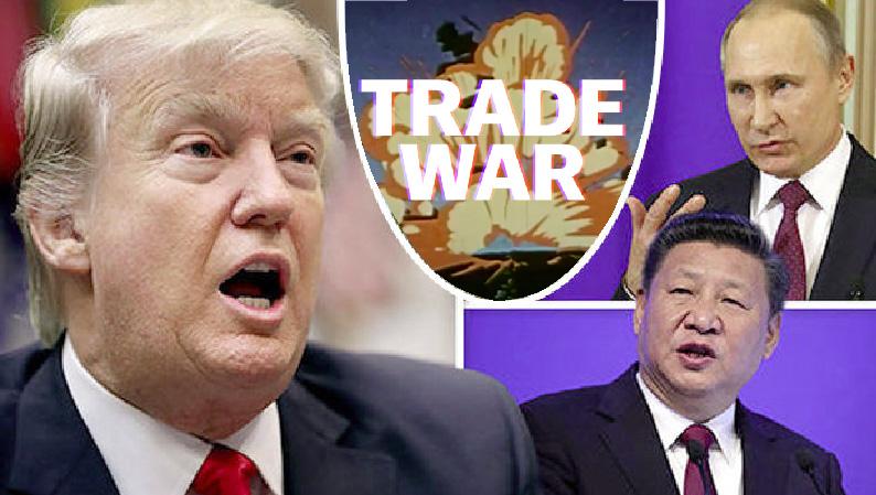 अमेरिका-ब्रिटन व चीन-रशिया यांच्यात आर्थिक स्तरावर तिसरे महायुद्ध सुरू झाले आहे – रशियन विश्लेषकाचा दावा