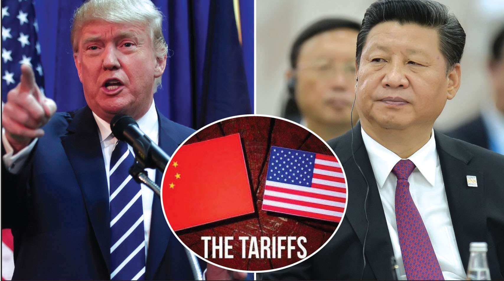 Chinese imports, trade war, US farmers, anti-Chinese policies, China, retaliate, Washington, Economist David Brown