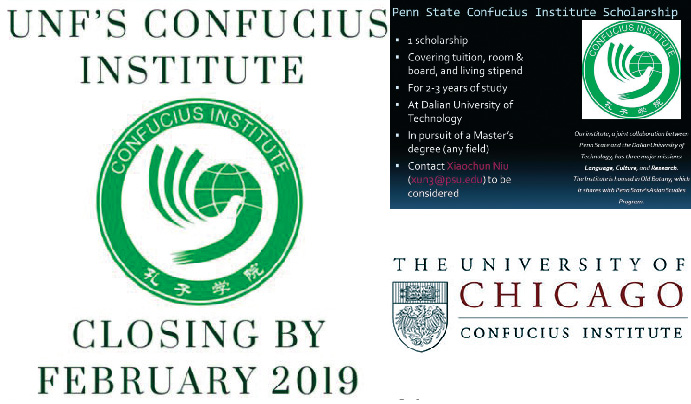 North Florida University, shut down, Confucius Institute, Marco Rubio, China, interference, United States, Australian educational institutions