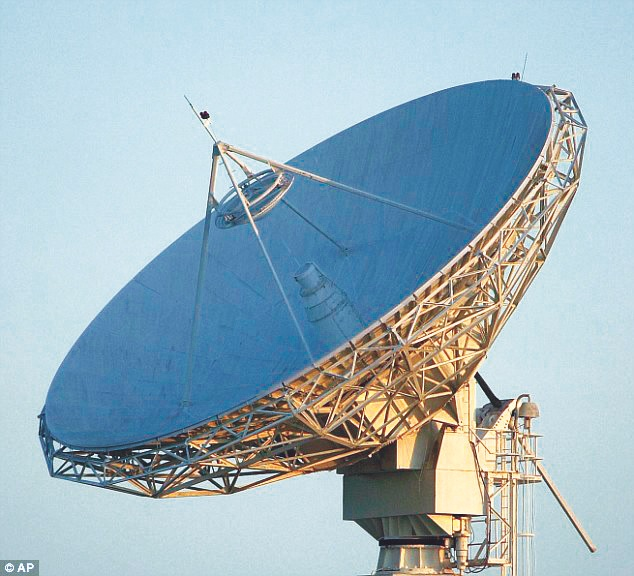 Satellites can be hacked and used as weapons. Experts warn about creation of 'radio frequency weapons'.