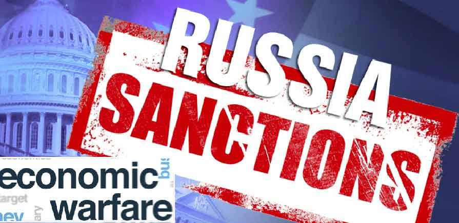 If the US imposed sanctions on Russia's banks or currency trade, it would be a declaration of economic war, warns Russian PM Dmitry Medvedev