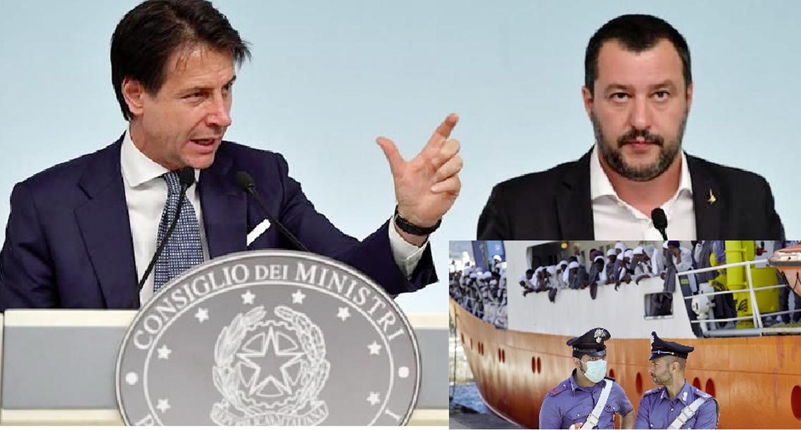 Italy passes a stringent bill to make it easier to expel illegal immigrants