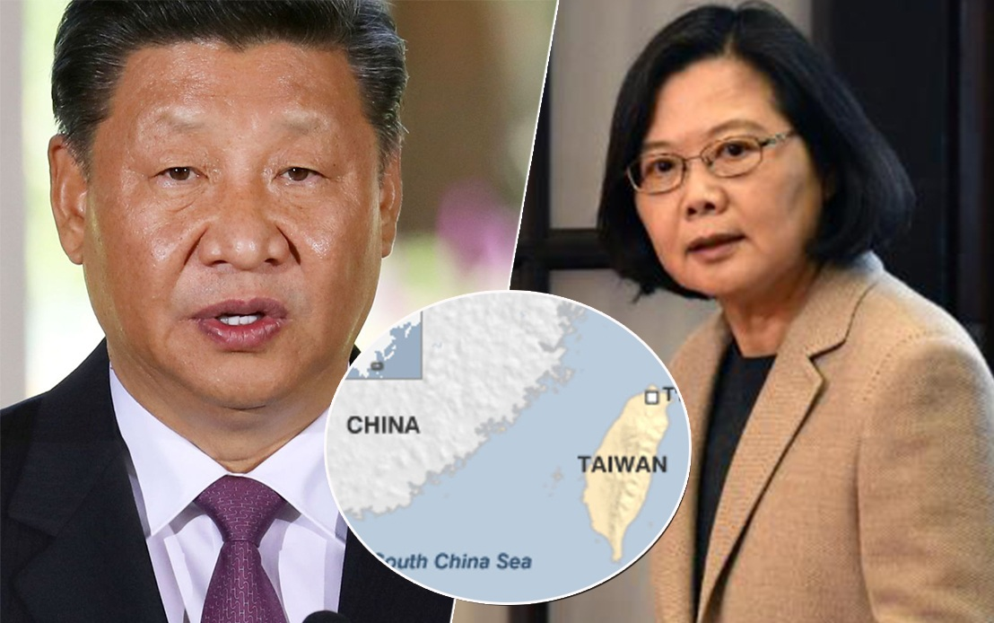 China threatens Taiwan with military action if it demands independence