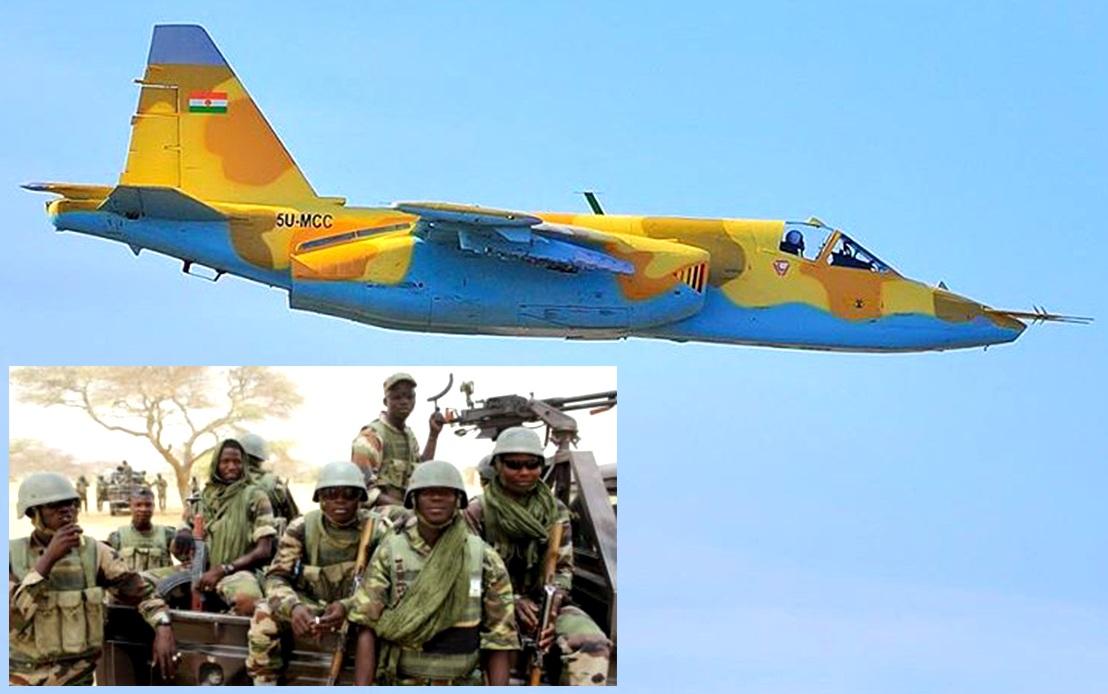 नायजर लष्कर की कार्रवाई में बोको हराम के २८० से अधिक आतंकी ढेर