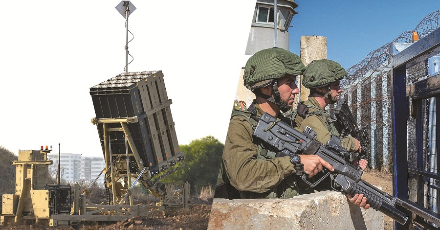 Israel deploys the 'Iron Dome' in Tel Aviv in response to Syria's threat to strike Ben Gurion Airport