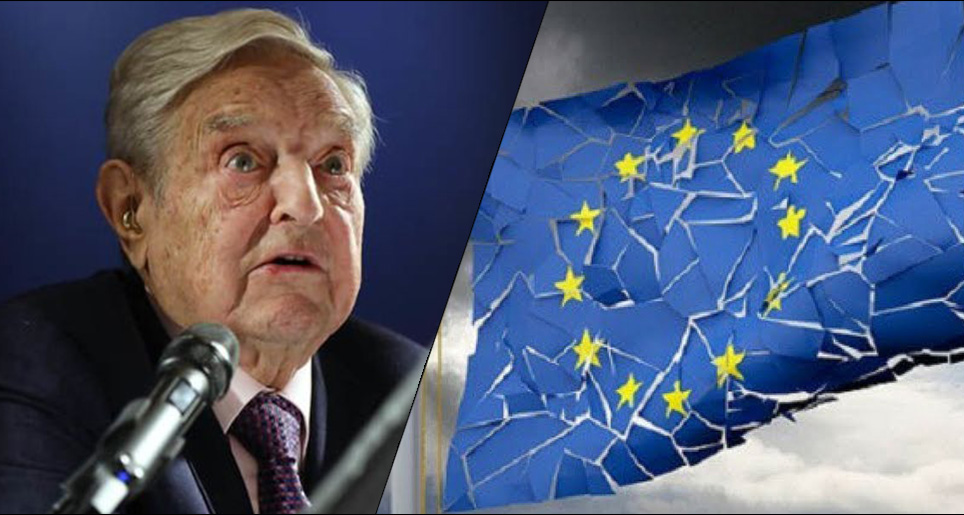 EU will disintegrate with rise of nationalistic forces if pro-EU majority doesn't wake up: George Soros