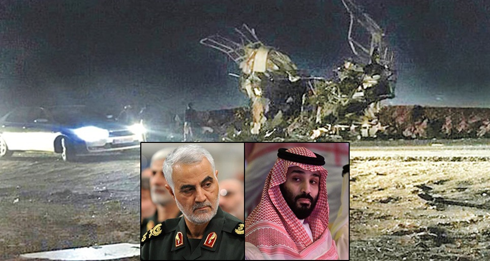 Iranian Commander Qassem Soleimani threatens Saudi Arabia, Pakistan of revenge over terror attacks