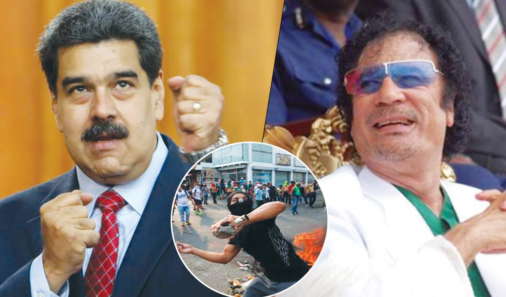 Venezuela's Maduro would share Gaddafi's fate, US Senator Marco Rubio mysteriously threatens in tweet