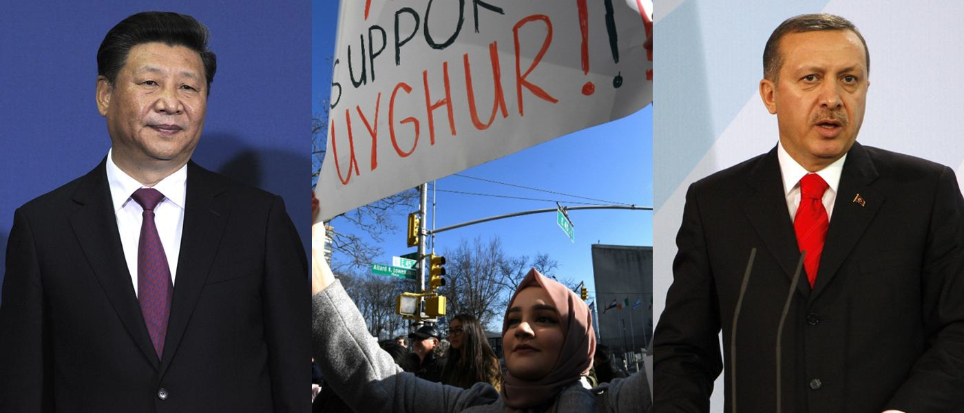 Turkey severely denounces atrocities by China against Uyghur Muslims
