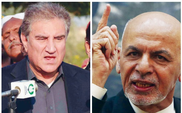 Afghan President severely reproves Pakistan on violence against Pashtun and Baloch people
