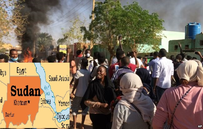 Sudanese President, declares state of emergency, Omar Bashir, anti-government protests, deployed security forces, ww3, Sudan, UAE
