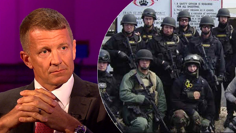 Deploying 'Private Army' to Afghanistan would help end the war: 'Blackwater' Founder Erik Prince