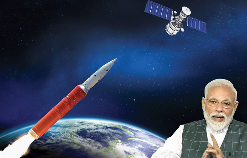 India becomes the 4th space superpower after US, Russia, China, gets anti-satellite capability: Prime Minister Modi