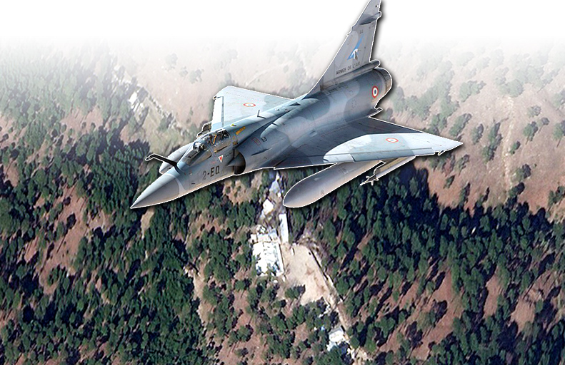 Indian Air Force snubs detractors, submits evidence of Balakot Air Strike to the Indian Government