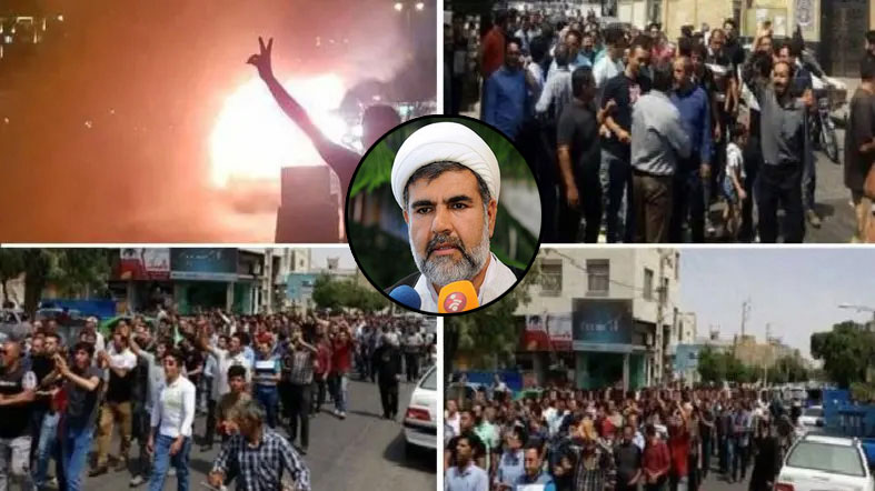 Iran should use foreign 'reserve force' to suppress protests and save regime, suggests an influential Iranian leader