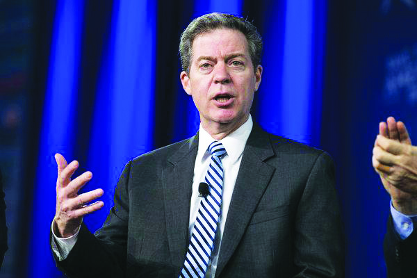 China is at 'war with faith', a war they will not win, asserts US Ambassador for Religious Freedom, Sam Brownback