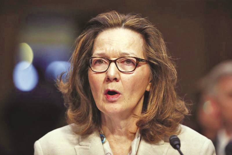 CIA, focus on adversary nations, Gina Haspel, US Central Intelligence Agency, counter terror activities, US, China